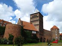 Burgtor Gate, Lubeck