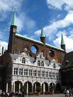Lubeck Rathaus