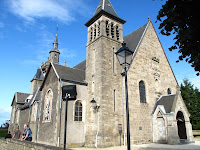 Church of St Donat, Arlon