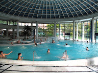 Inside Caracalla Therme