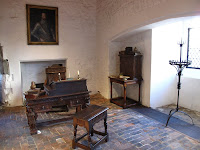 Sir Walter Raleigh's room