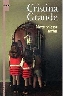 Cristina Grande Naturaleza infiel portada libro