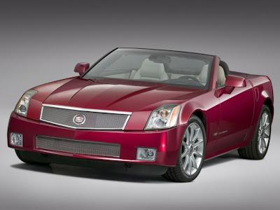 2006 Cadillac Xlrv. CADILLAC XLR-V