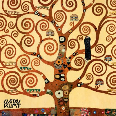 Klimt Tree Of Life Art Lesson Klimt Tree Of Life Art Lesson