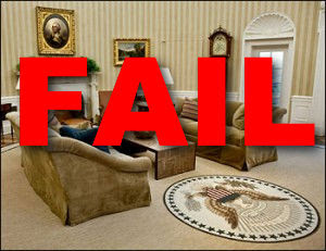 Obamau0027s Oval Office Rug FAIL