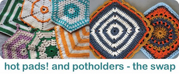 hot pads! and potholders - the swap