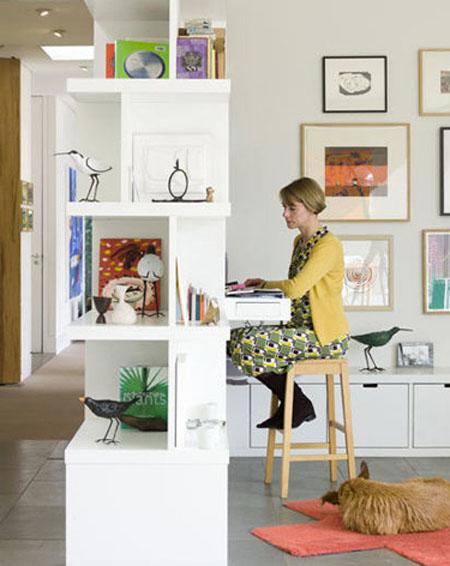 Dise O De Interiores Decorando Una Oficina En Casa