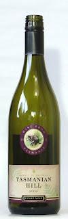 タスマニアンヒル ピノノワール 2004 ボトル ラベル