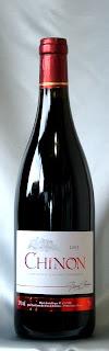 シノン ピエール・シェノー 2005 ボトル ラベル