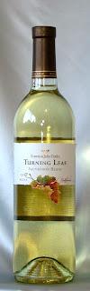 E&J ガロ ターニング・リーフ ソーヴィニヨン・ブラン 2004 ボトル ラベル