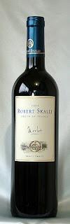 ロベール スカリ メルロ 2004 ボトル ラベル