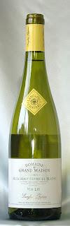 ラングロワ・シャトー ミュスカデ・セーヴル・エ・メーヌ・シュール・リー 2005 ボトル ラベル