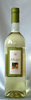 アレグラ ドイツ テーブルワイン NV ボトル ラベル