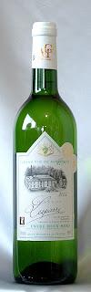 シャトー レスパール 2005 アントル ドゥ メール ボトル ラベル