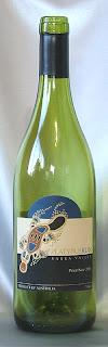 プラティパス ピノ・ノワール2001 ボトル ラベル