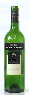 ウインダム・エステート BIN555 ボトル ラベル