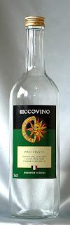 リッコヴィーノ(白)NV ボトル ラベル