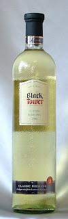 ブラックタワー クラシック リースリング 2006 ボトル ラベル