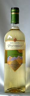 サンタ カロリーナ プレミオ(白) ボトル ラベル