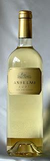 アンセルミ サン・ヴィンチェンツォ 2007 ボトル ラベル