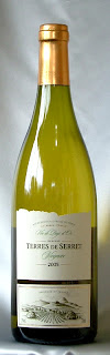 テレ・ド・セレ ヴィオニエ 2005 ボトル ラベル