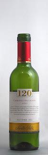サンタ・リタ 120(シェント・ベインテ) カベルネ・ソーヴィニヨン 2007<ハーフボトル>