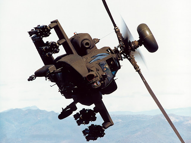 Gambar Apache Longbow Helicopter