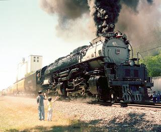Gambar Kereta Api Lokomotif 4