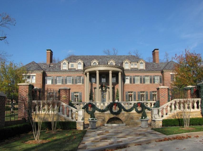 Historic Mansion For Sale Ok City