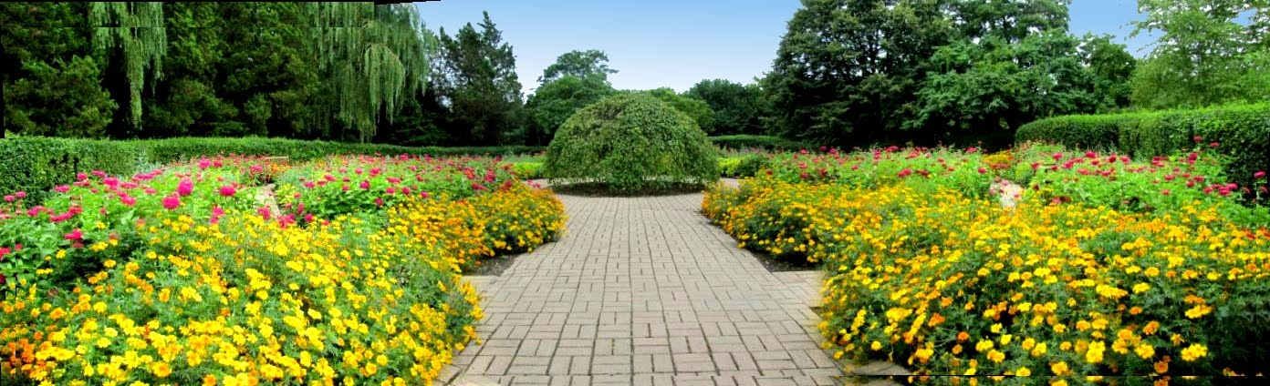 Tulsa Gentleman: Weekend Reflections - Cantigny Gardens