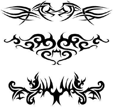 tribal tattoo idea