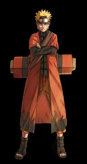 T. Gennin do Fuuin Naruto___Sennin_Mode_by_Kanomaru