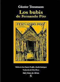 Günter Tessman, Los bubis de Fernando Póo, Casa de África