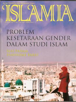 Telah Hadir  Jurnal ISLAMIA terbaru 2010: PROBLEM KESETARAAN JENDER DALAM STUDI ISLAM