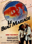 Le Beau Mariage, Poster