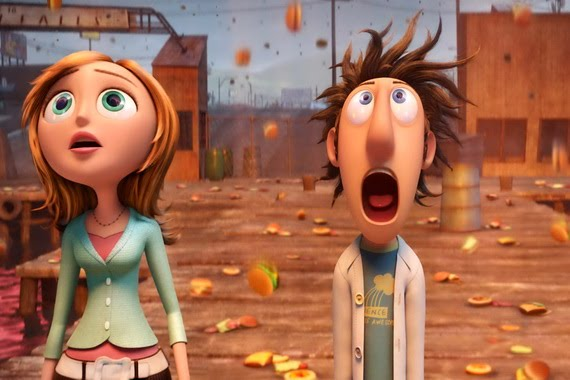 Cloudy with a Chance of Meatballs, Photograph