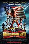 Bigger Stronger Faster, Poster