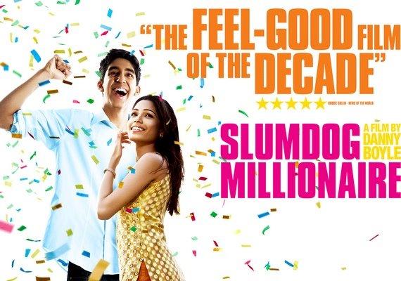 Slumdog Millionaire, Wallpaper