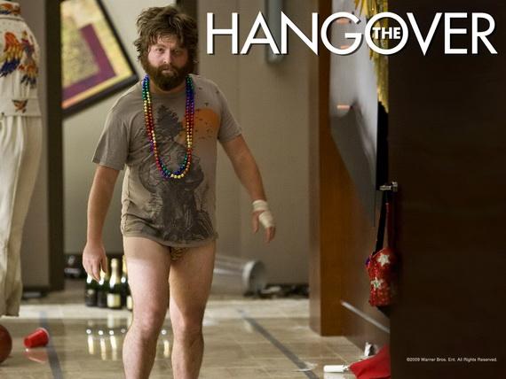 The Hangover, Wallpaper
