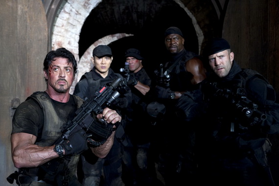 The Expendables, Photograph