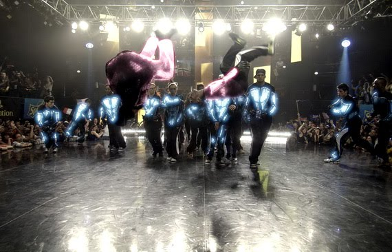 Step Up 3D, Photograph