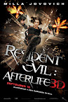 Resident Evil: Afterlife, Poster
