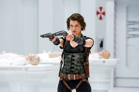 Resident Evil: Afterlife, Photograph