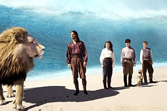 The Chronicles of Narnia: The Voyage of the Dawn Treader, Photograph