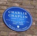 Charlie Chaplin: Early Life