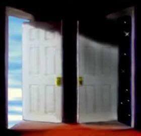 El lado oscuro de ninived por cada puerta que se cierra for Puerta que se cierra sola
