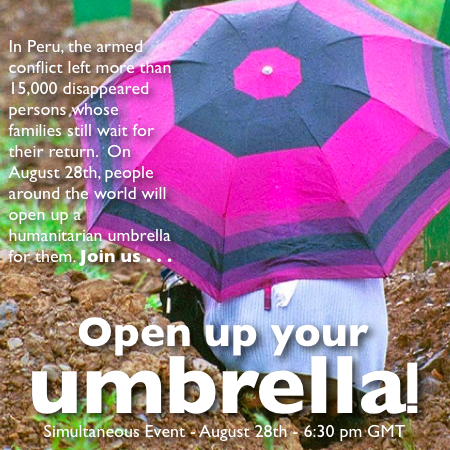 Open Up Your Umbrella!
