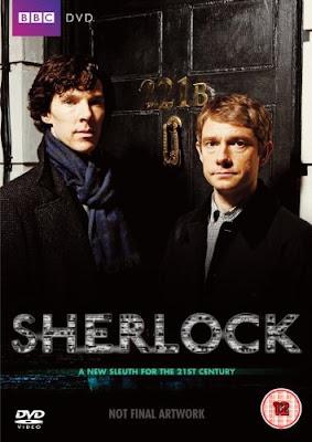 Filme Poster Sherlock S01E03 HDTV RMVB Legendado