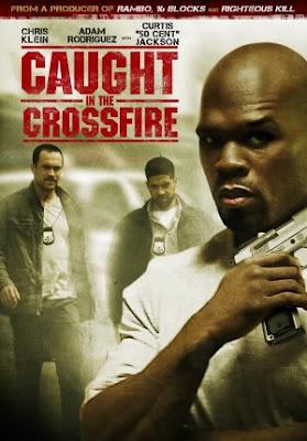 Filme Poster Envolvidos no fogo cruzado DVDRip RMVB Legendado