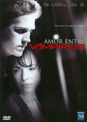 Filme Poster Amor Entre Vampiros DVDRip XviD Dual Audio